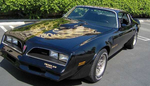 Pontiac Firebird,car