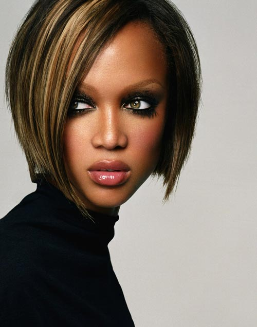 Tyra Banks - Wallpaper Colection