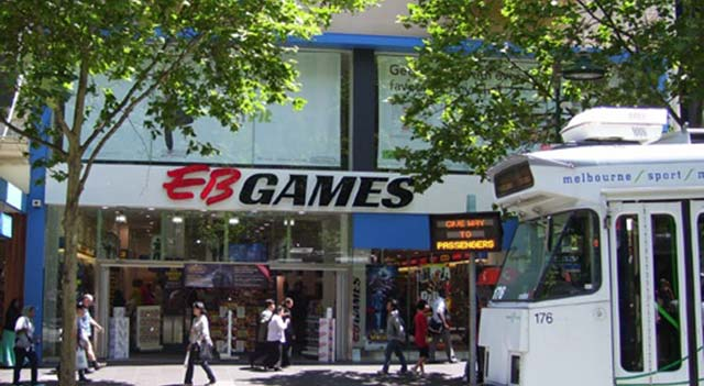 EB Games Melbourne EBGames city cbd central PS4 Austalia expo trading hours open hours swanston street harbour town