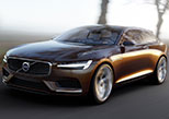 Volvo Estate Concept 2014, #1
