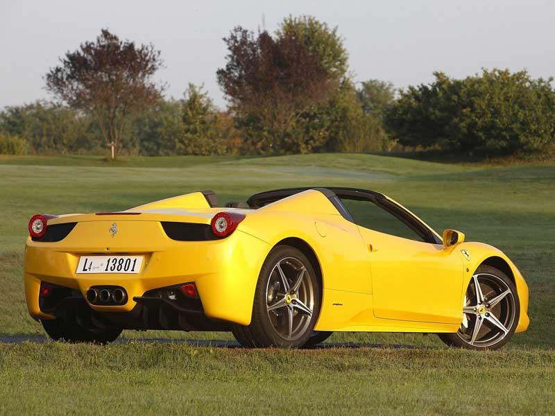 Fotos De Ferraris 2013 - Fotos de coches - Zcoches